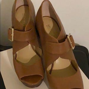 Michael Kors Shoes - Michael kors  black and brown